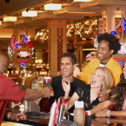 Bar Showboat Atlantic City Fotos