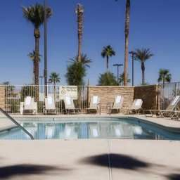 Piscine Hampton Inn  Suites Las VegasRed RockSummerlin Fotos