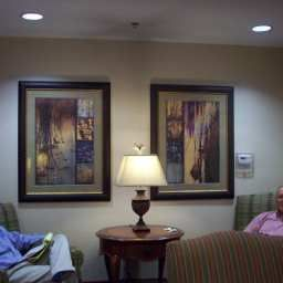 Hall Hampton Inn  Suites Macon I75 North Fotos