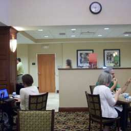 Restaurant Hampton Inn  Suites Macon I75 North Fotos