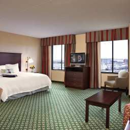 Suite Hampton Inn Ste Minneapolis St Paul ArptMall of America Fotos