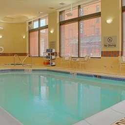 Wellness/fitness Hampton Inn  Suites PittsburghDowntown Fotos