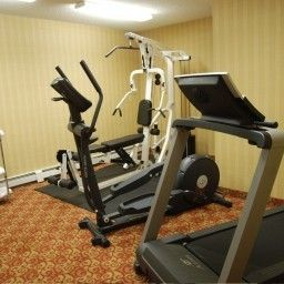 Wellness/Fitness La Quinta Inn Buffalo Airport Fotos