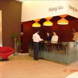 Hall Feng Shun Business Hotel Fotos