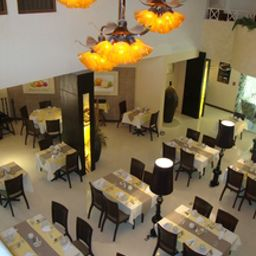 Restaurant Quality Inn Ciudad Obregon Fotos