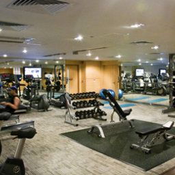 Wellness/Fitness Novotel Hong Kong Nathan Road Kowloon Fotos