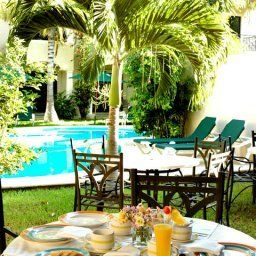 Restaurant Hacienda Paradise Boutique Hotel Fotos