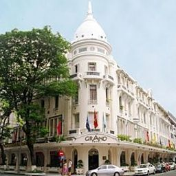 Exterior view Grand Saigon Fotos