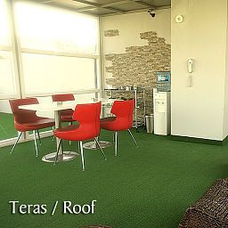 Terrace My Dora (located at Asia-side) Fotos