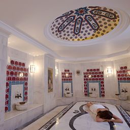 Wellness area Elite World İstanbul Fotos