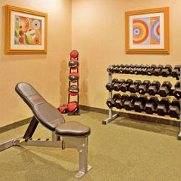 Sala spa/fitness Holiday Inn Express Hotel & Suites LINCOLN AIRPORT Fotos