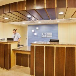 Hala Holiday Inn Express Hotel & Suites LINCOLN AIRPORT Fotos