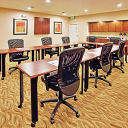 Sala konferencyjna Holiday Inn Express Hotel & Suites LINCOLN AIRPORT Fotos