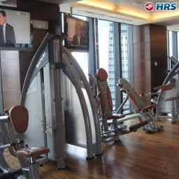 Sala fitness Eurostars Madrid Tower Fotos