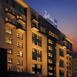 Bucharest Radisson Blu Hotel Bucarest