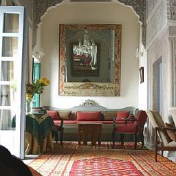 Hall Dar El medina Guest House Fotos