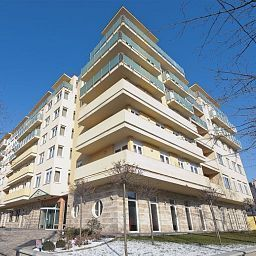 Фасад Premium Apartment Fotos