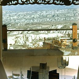Restaurant Cappadocia Cave Resort CCR & SPA Fotos