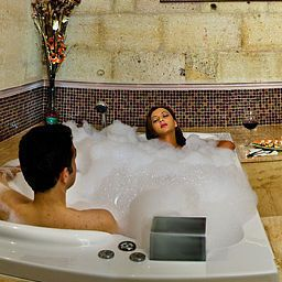 Wellnessbereich Cappadocia Cave Resort CCR & SPA Fotos