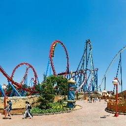 PortAventura® Hotel Caribe ! Park Tickets Included ! Fotos