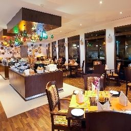 Breakfast room within restaurant Al Falaj Fotos