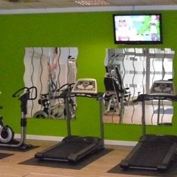 Fitness room Grand City East Fotos