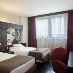 Chambre Crowne Plaza MILAN CITY Fotos