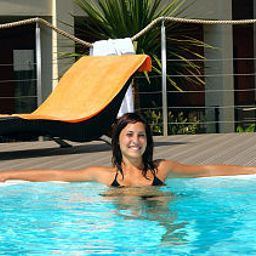 Pool Alia Vital Appart-Hotel Fotos