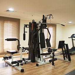 Fitness Arabian Dreams Hotel Apartments Fotos