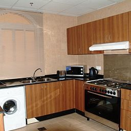 Cocina Arabian Dreams Hotel Apartments Fotos