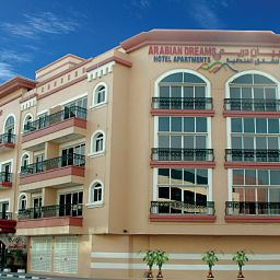 Vista exterior Arabian Dreams Hotel Apartments Fotos