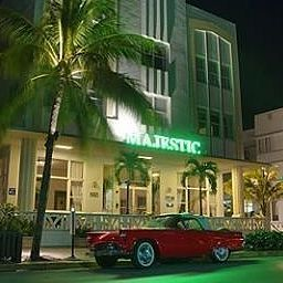 Фасад Majestic South Beach Fotos