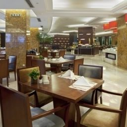 Ristorante Crowne Plaza INTERNATIONAL AIRPORT BEIJING Fotos