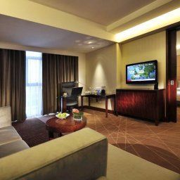 Suite Crowne Plaza INTERNATIONAL AIRPORT BEIJING Fotos