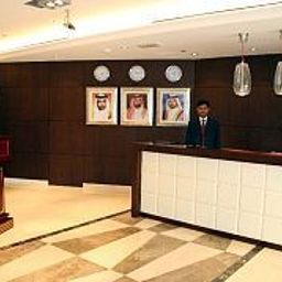 Reception Dunes Hotel Apartments - Al Barsha Fotos