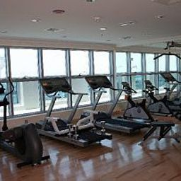 Wellness/fitness area Dunes Hotel Apartments - Al Barsha Fotos
