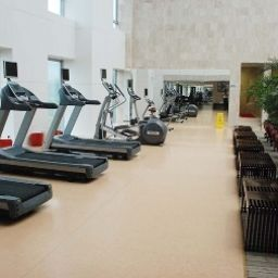 Fitness Baiyun Int'l Convention Center Oriental International Convention Hotel Fotos