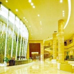 Hall Baiyun Int'l Convention Center Oriental International Convention Hotel Fotos