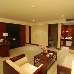 Suite Baiyun Int'l Convention Center Oriental International Convention Hotel Fotos