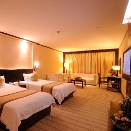 Chambre pour voyageurs d'affaires Baiyun Int'l Convention Center Oriental International Convention Hotel Fotos