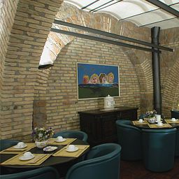 Breakfast room within restaurant Laurentia Fotos