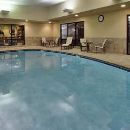 Pool Hampton Inn & Suites Colorado Springs Fotos