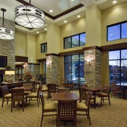 Restaurant Hampton Inn & Suites Colorado Springs Fotos