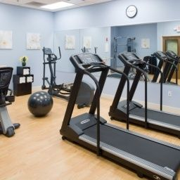 Wellness/Fitness Hotel Indigo RAHWAY-NEWARK Fotos