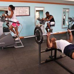 Remise en forme Bay Gardens Beach Resort Fotos