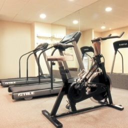 Sala spa/fitness City Express Reynosa Fotos