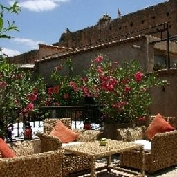 Terrace Riad Carina Fotos