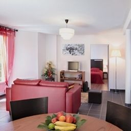 Vista all'interno Park & Suites Village Toulouse St Simon Residence de Tourisme Fotos