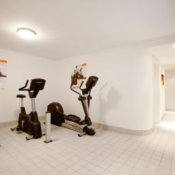 Fitness room Batschari Suite Hotel Fotos