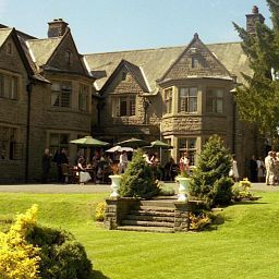 Exterior view Maes Manor Country House Fotos